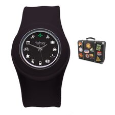 Iconic Slap Watch (Black)
