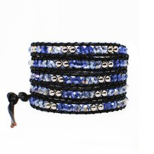 On the Rocks 5-Layer Wrap Bracelet