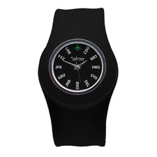 Jetsetter Series Unisex Global Slap Watch