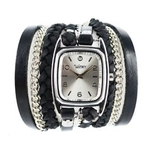 Sweet Dreams Women's Liquorice Delight Wrap Watch