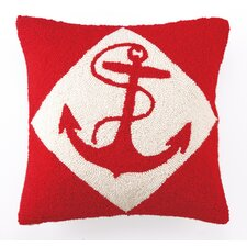 Nautical Wool Pillow