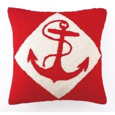 Nautical Wool Pillow