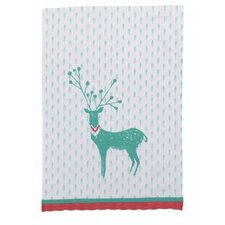 <strong>Peking Handicraft</strong> Reindeer Kitchen Towel