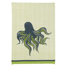 Octopus Giant Kitchen Towel