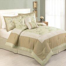 Modern Heirloom Rachel 7 Piece Comforter Set