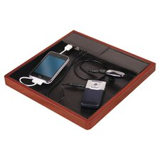 <strong>Richards Homewares</strong> Media Storage Universal / Charging Tray 9 Plugs