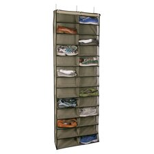 <strong>Richards Homewares</strong> Gearbox StorageCaddy 26 Pocket Over the Door Organizer