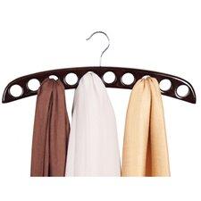 Closet Accessories 10-Hole Scarf Hanger