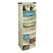 <strong>Richards Homewares</strong> Canvas 14 Pocket Handbag Organizer