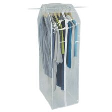 Peva Storage Frameless Dress Garment Cover