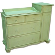 Wonderland 4 Drawer Changer