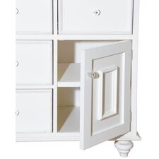 <strong>Relics Furniture</strong> Lily Rae 5 Drawer Changer