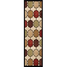 Four Seasons Hourglass Indoor/Outdoor Rug