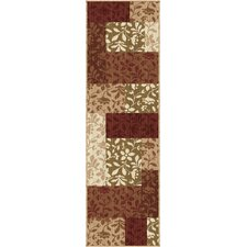 Anthology Vivian Red Rug
