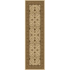 American Heirloom Serapi Linen Rug
