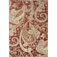 Anthology Windsor Red Rug