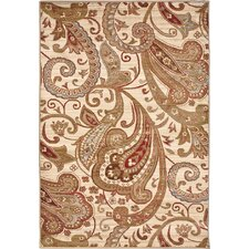 Anthology Windsor White/Beige Rug