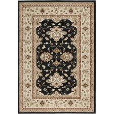 Four Seasons Shazad Black Rug