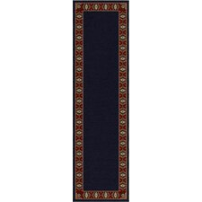 Oxford Lodge Border Rug