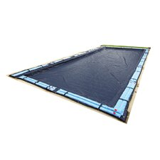 8-Year Rectangular In Ground Pool Winter Cover
