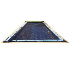 8-Year Rectangular Leaf Net In Ground Pool Cover