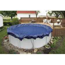 Dirt Defender 15-Year Round Above Ground Pool Winter Cover