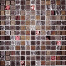 "Fuse Glass FU040 1"" x 1"" Glass Mosaic"