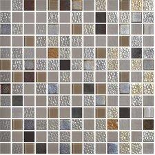 "Mystic Glass 1"" x 1"" Mosaic in Sinai"