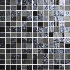 "Mystic Glass 1"" x 1"" Mosaic in Islande"