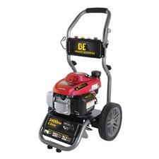2400 PSI 2.2 GPM Cold Water Pressure Washer