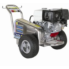 X-Stream 4000 PSI 3.5 GPM SS Belt Drive Cold Water Pressure Washer