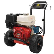 4000 PSI 4 GPM Cold Water Cat Pump Pressure Washer