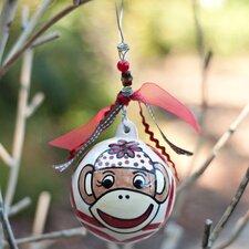 Monkey Ball Ornament