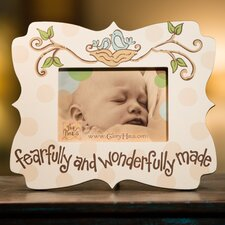 Fearfully and Wonderfully Made Picture Frame