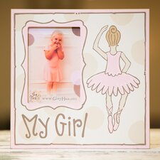 "Ballet ""My Girl"" Picture Frame"