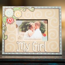 My Girl Picture Frame