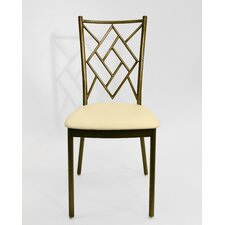 Max Series Rose Side Chair