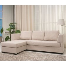 Stockholm Corner Sofa with Interchanging Chaise