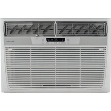 28,500 BTU Window-Mounted Heavy-Duty Air Conditioner with Remote