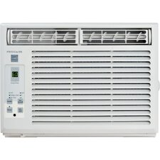 5,000 BTU Energy Star Window-Mounted Mini-Compact Air Conditioner with Remote