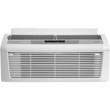 6,000 BTU Energy Star Window-Mounted Low Profile Air Conditioner with Remote