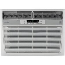 15,100 BTU Energy Star Window-Mounted Median Air Conditioner with Remote