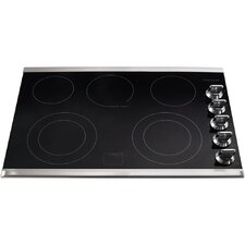 "Gallery 30.37"" Electric Cooktop"