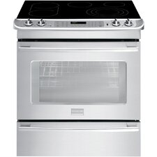 Professional Series 4.6 Cu. Ft. Electric Range