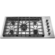 "Professional Series 36"" Gas Cooktop"