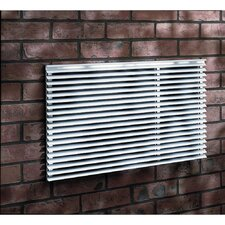 Protective Rear Grille for Through-the-Wall Air Conditioners