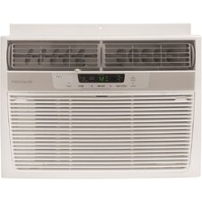 <strong>Frigidaire</strong> 12,000 BTU Window-Mounted Compact Air Conditioner with Full-Function Remote Control