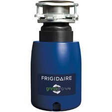 Corded 1/2 HP Garbage Disposal with Continuous Feed