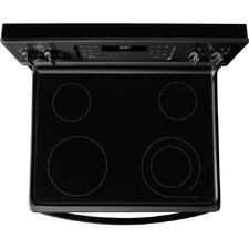 Gallery Series Electric Freestanding Double-Oven Range