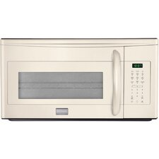 1.7 Cu. Ft. 1000 Watt Gallery Series Over The Range Sensor Microwave with Space Wise Rack